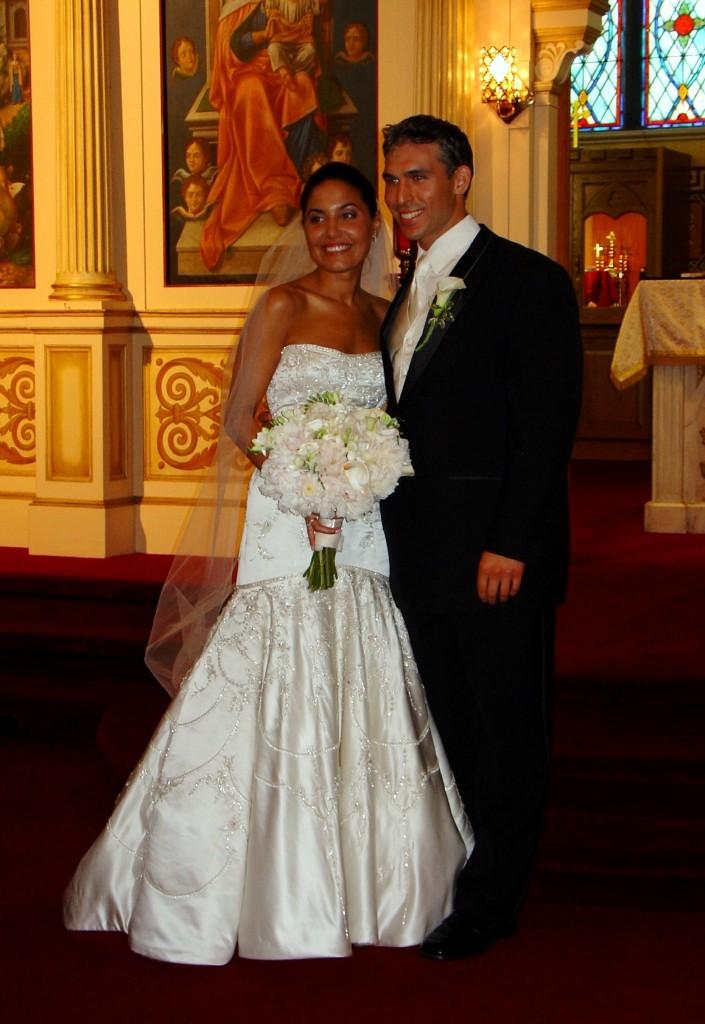 vicky jason wedding