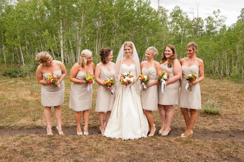 Alvina Valenta Real Bride Katie style 9215 bridesmaids style 92443
