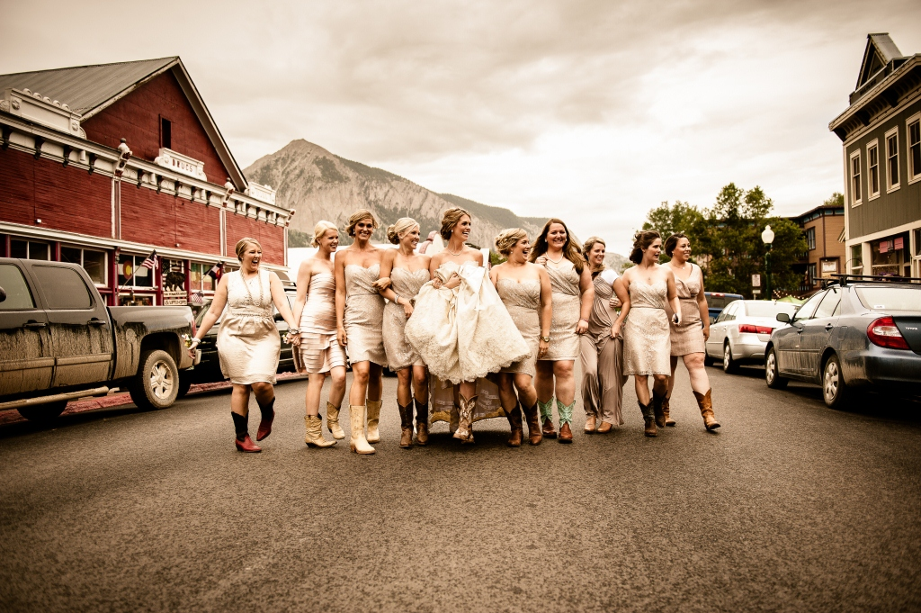 Alvina Valenta Real Bride and Bridesmaids3