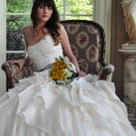 Kerry Jim Hjelm Real Bride style 8962