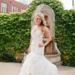 Lazaro Real Bride style 3167-3
