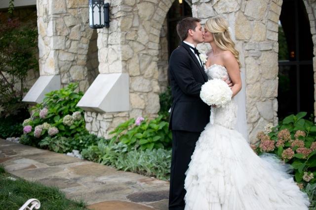 Lazaro Real Bride style 3167-4