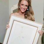 Lazaro Real Bride with Sketch