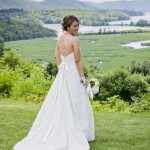 Real Bride Ellie Tara Keely
