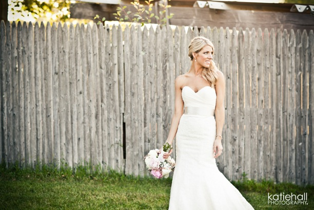 Real Bride Jim Hjelm style 8156