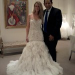 Real Bride Taylor and Lazaro Perez
