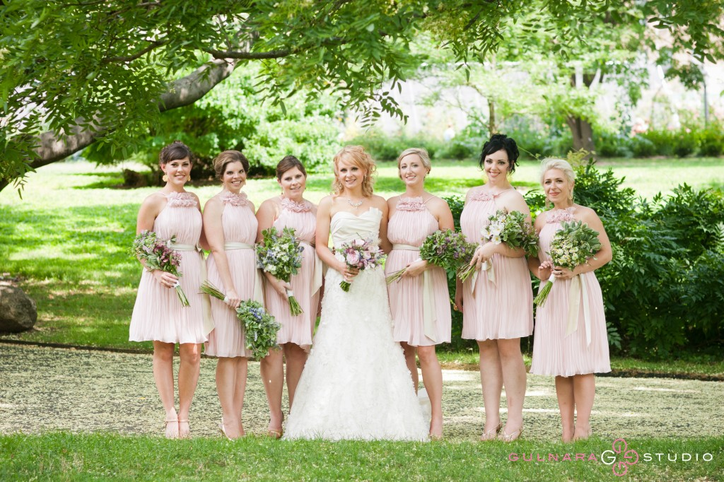 Bridesmaids Style 9046