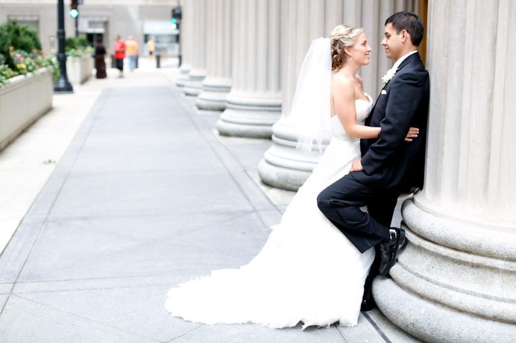 Lazaro Real Bride Couple