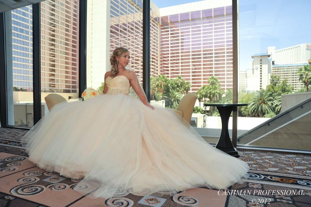 Lazaro Real Bride Kristin Style 3108