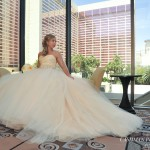 Lazaro Real Bride Kristin Style 3108