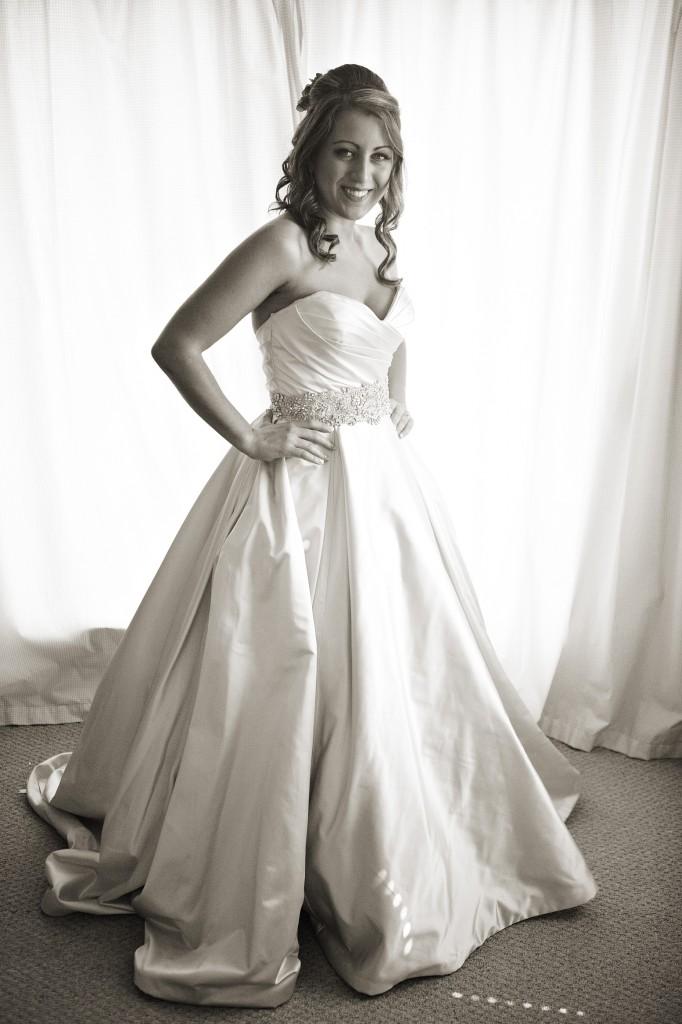 Lazaro Real Bride Style 3018