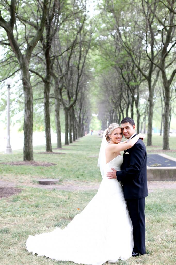 Lazaro Real Bride Style 3157