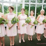 Real Bridal Party Styles 9046
