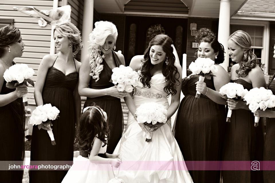Real Bride Christine