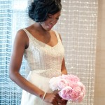 Real Bride Fatimah Lazaro Style 3052