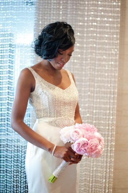 Real Bride Fatimah Lazaro Style 3052