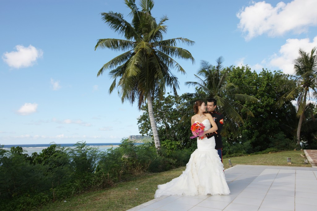 Real Bride Janica Beach