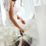 Real Bride Janica Shoes