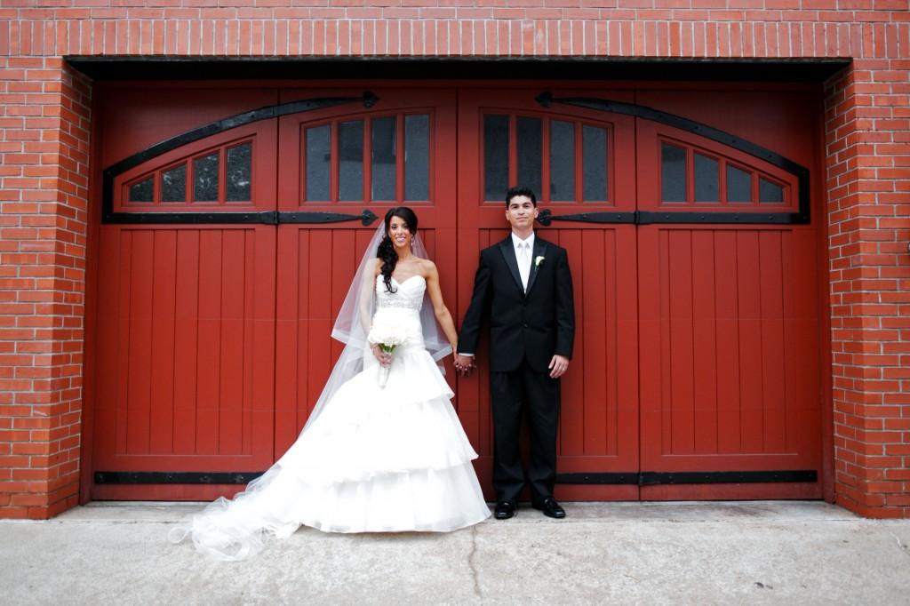 Real Bride Kristin 2