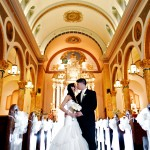 Real Bride Kristin Church