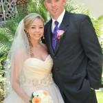 Real Bride Kristin Lazaro Style 3108