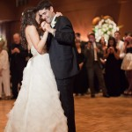Real Bride Lindsey Lazaro Style 3063 First dance