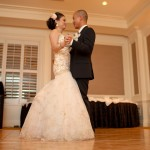 First Dance Lazaro Real Bride