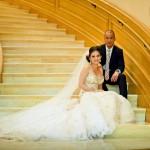 Lazaro Real Bride Nicole
