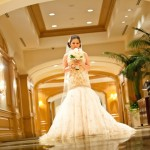 Lazaro Real Bride Nicole Style 3217