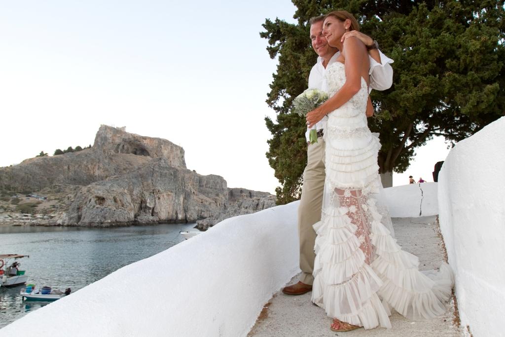 Lazaro Real Bride Style 3059