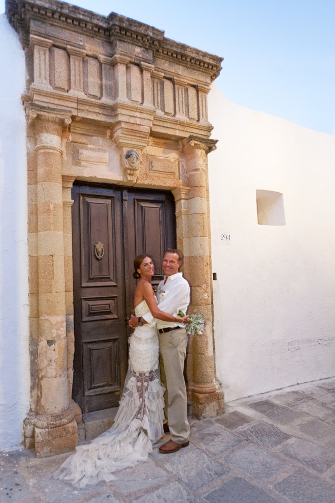 Lazaro Real Bride in Greece