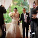 Real Bride Nicole Style 3217