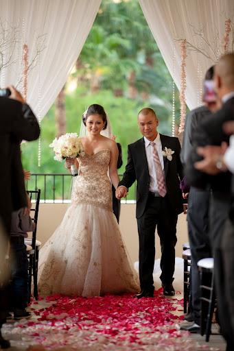 Real Bride Nicole Style 3217
