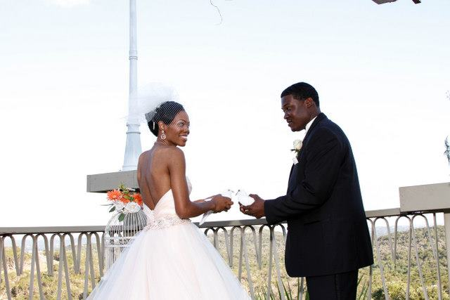 Cherika Lazaro Real Bride