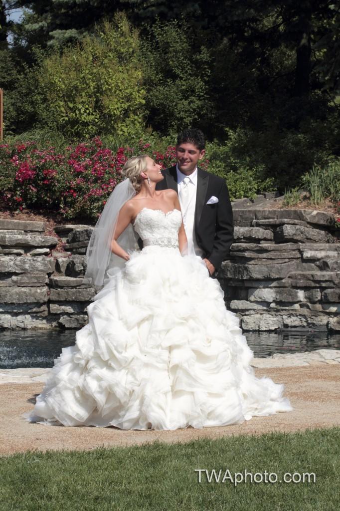 Kristin Lazaro Real Bride