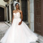 Lazaro Real Bride 3108