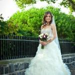 Lazaro Real Bride Style 3161