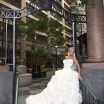 Real Bride Kristin