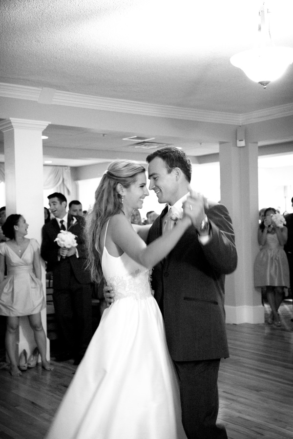 Real Bride Whitney First Dance