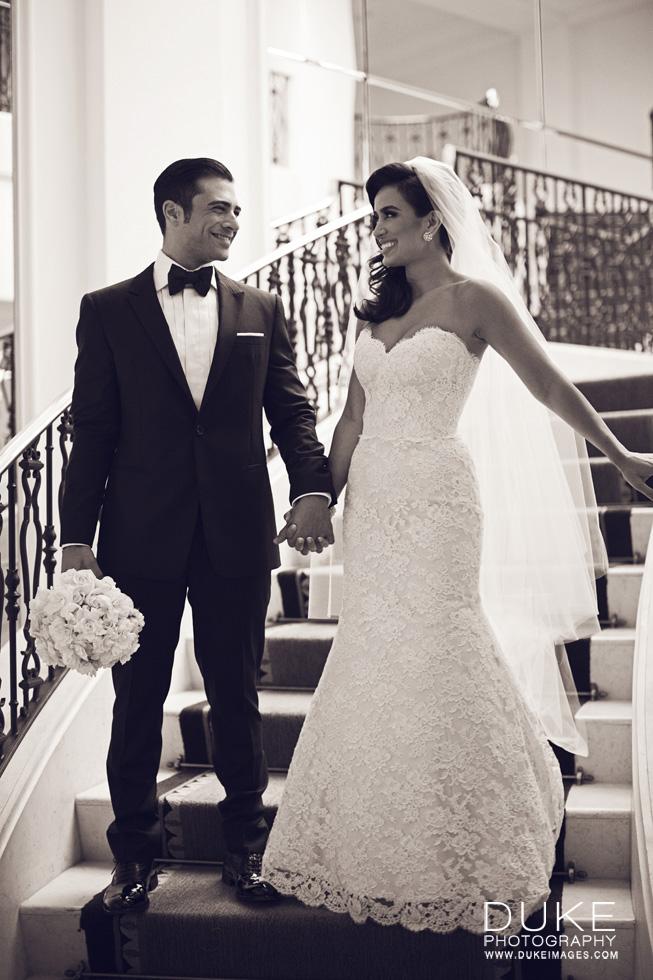 Alvina Valenta Real Brides Couple