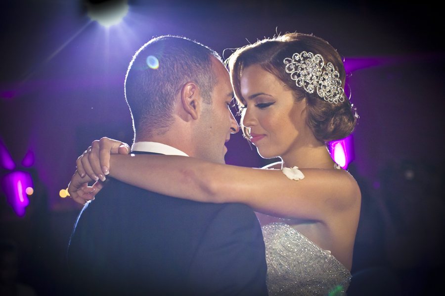 First Dance Lazaro Real Bride