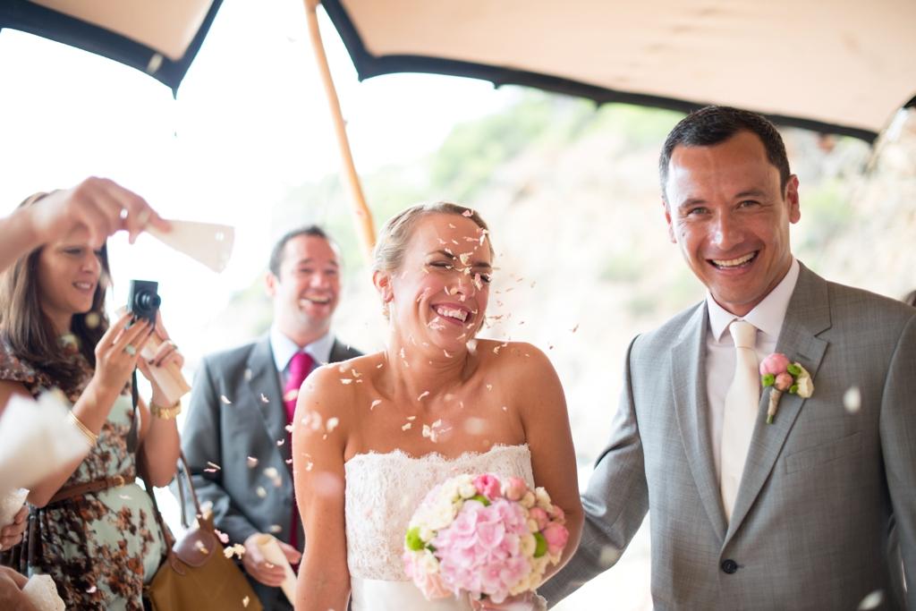 Jim Hjelm Blush Real Bride  Style 1057