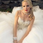 Lazaro Real Bride Style 3152