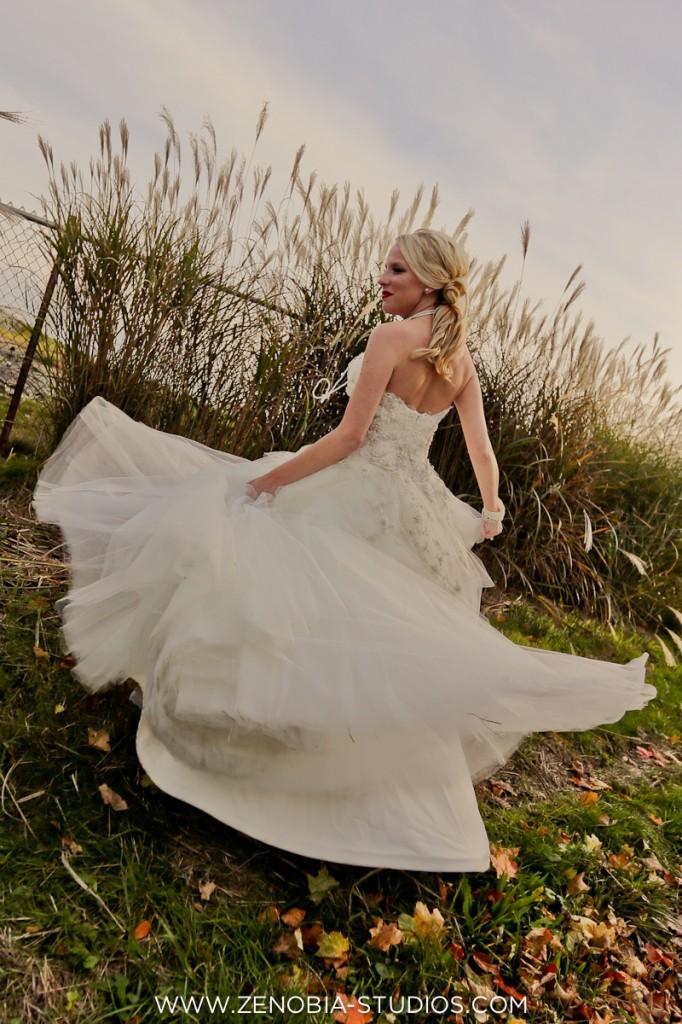 Lazaro Real Bride Veronica