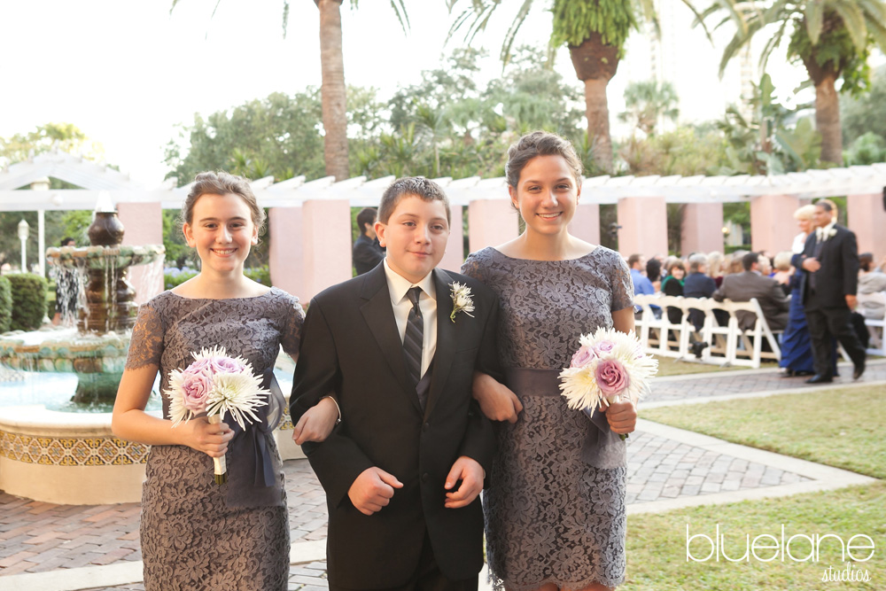 Noir Real Bridesmaids