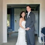 Real Bride Amy and Husband Ryan