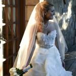 Real Bride Angela Style 3100