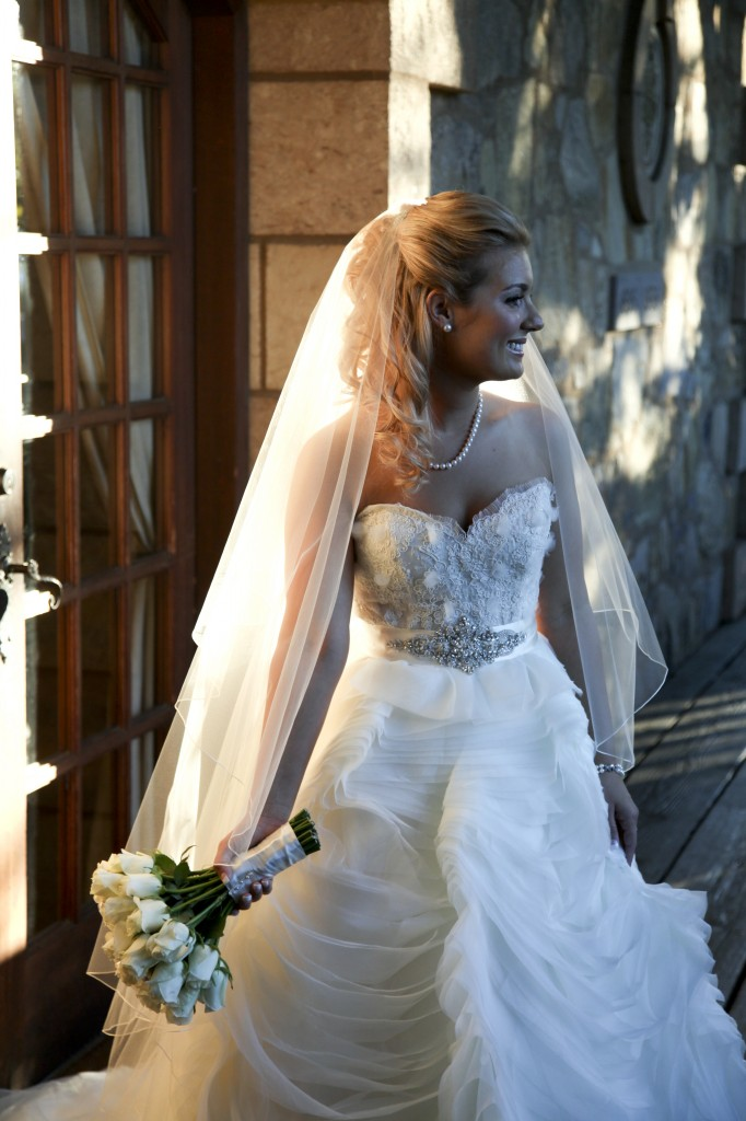 Real Bride Angela Style 3100