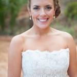 Real Bride Rachel Style 1057