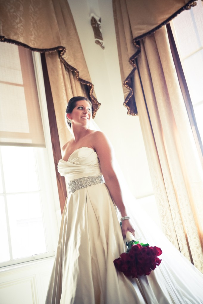 Real Bride Style 3018